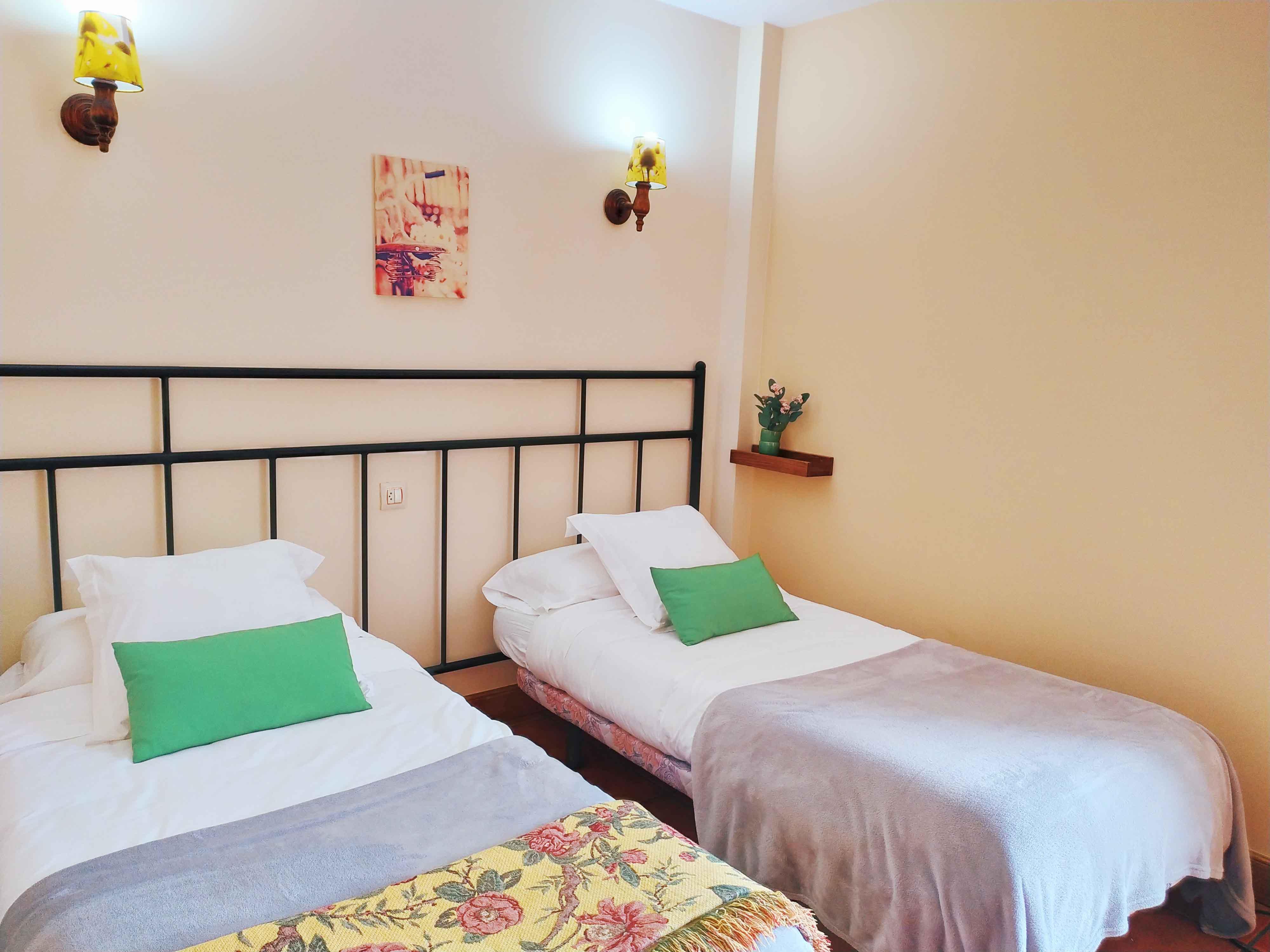 Apartamento 4 opción 2 camas